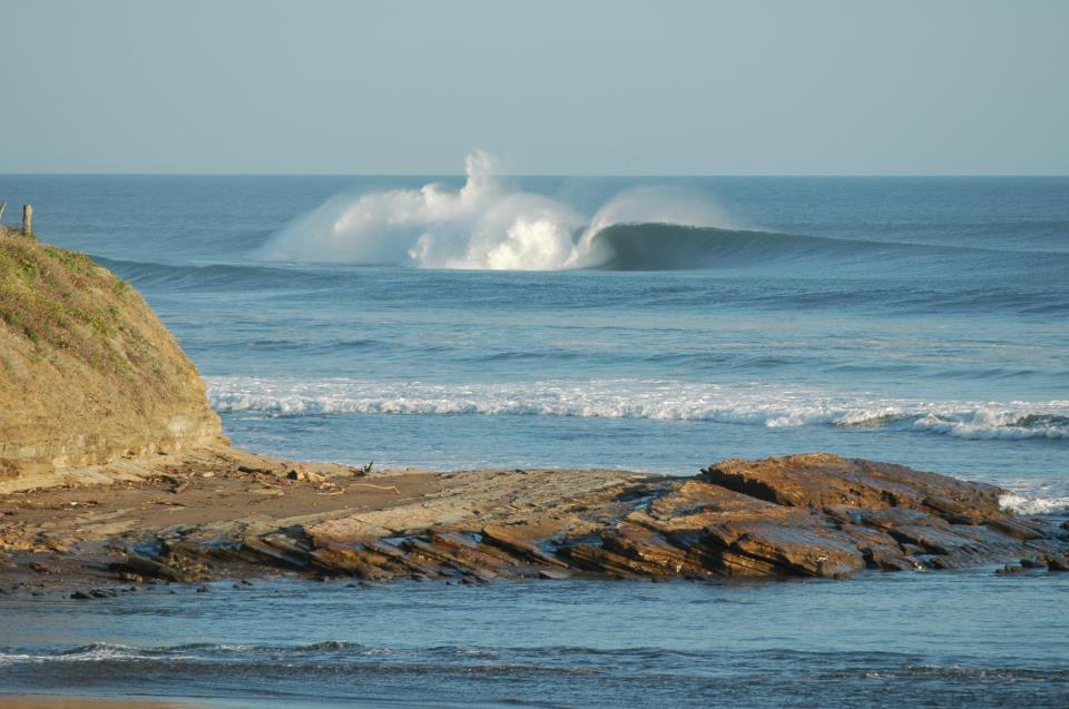 Popoyo wave