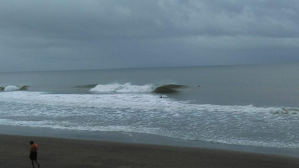 Bali beach break